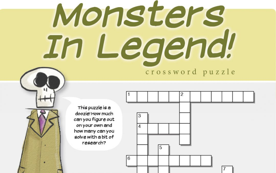 Monsters In Legend