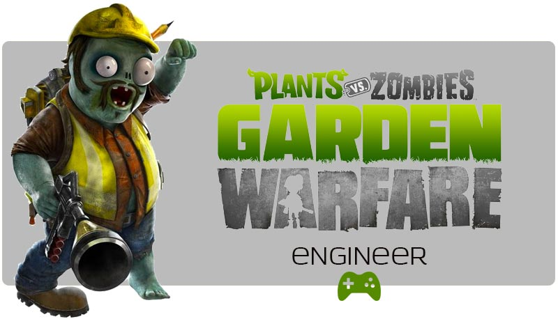 Plants vs. Zombies GW2 Engineer
